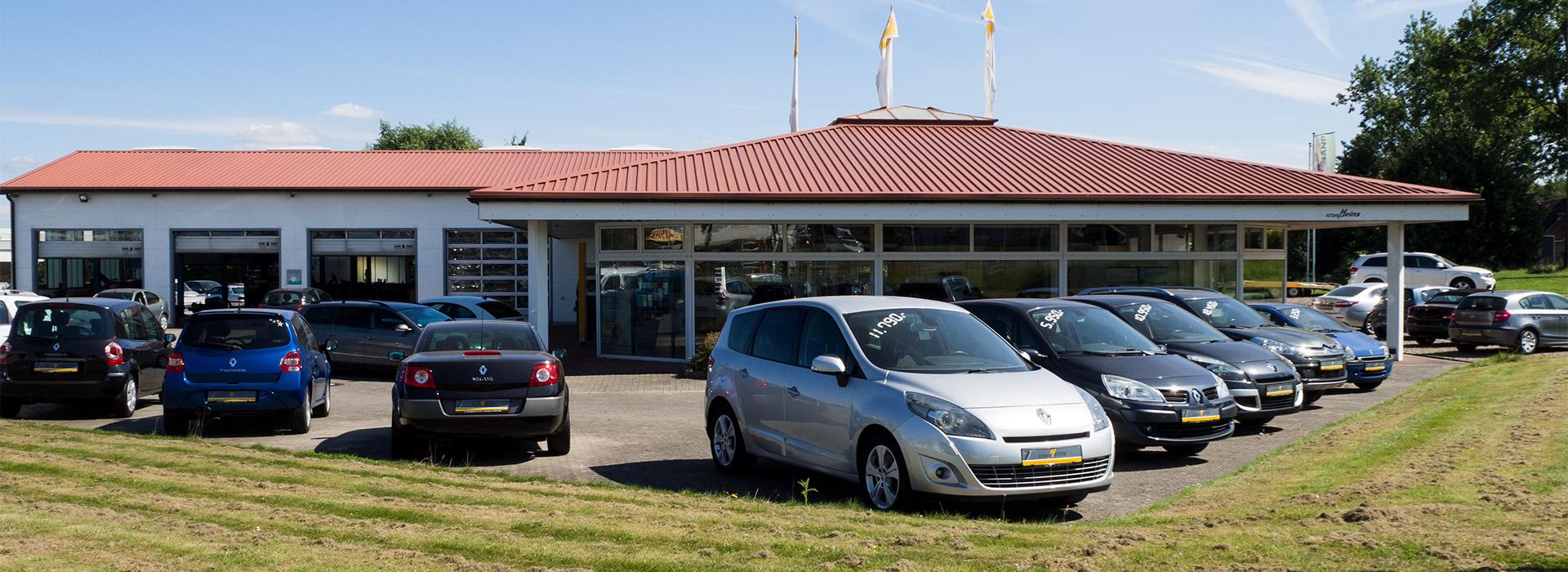 Autohaus Heins in Stadthagen, Renault-Service