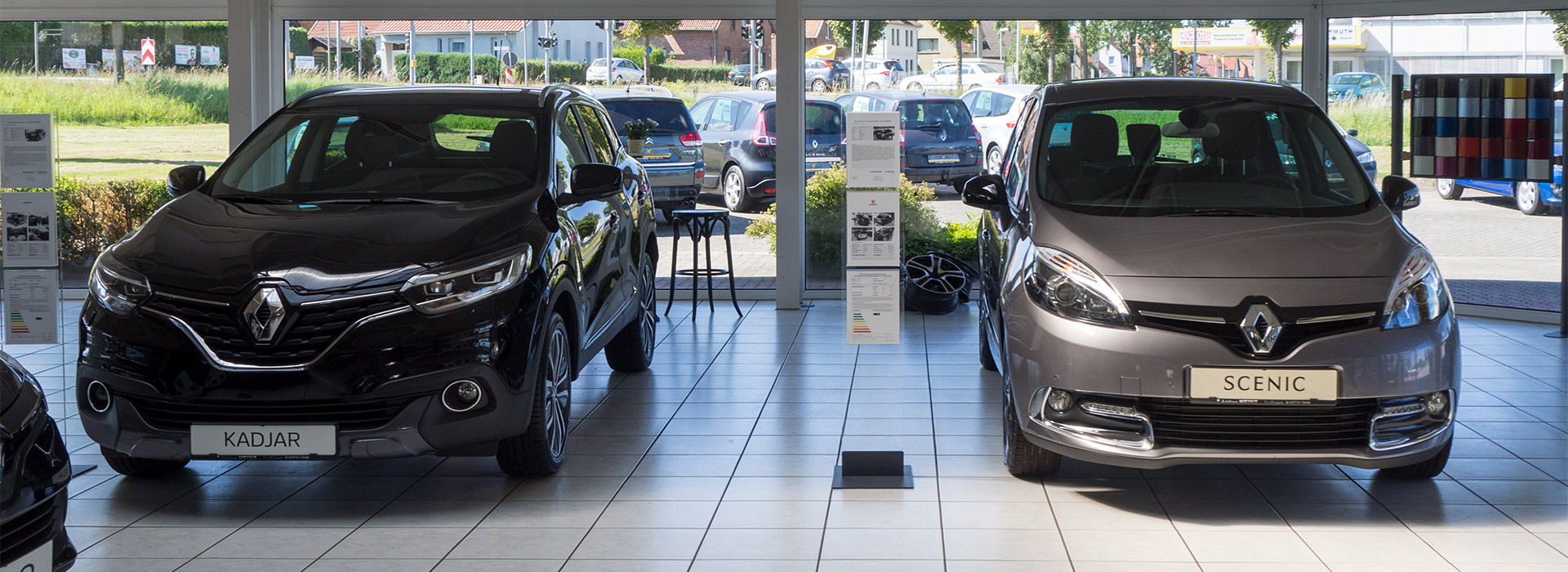 Renault, Dacia, Seat, Skoda, VW und viele andere Marken